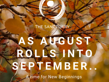 As August rolls into September..