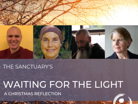 The Sanctuary's Waiting For The Light A chistmas Reflection (4)