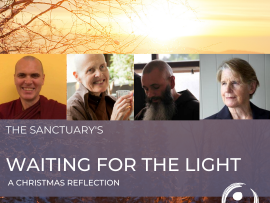 The Sanctuary's Waiting For The Light A chistmas Reflection (6)