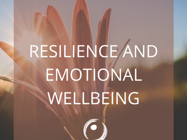 Resilience and emotional wellbeing