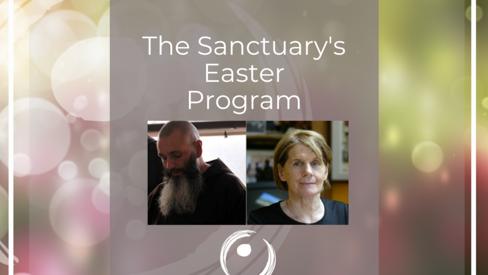 the sanctuary easter program